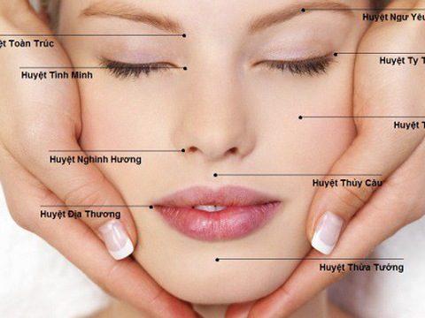 Cách mát xa mắt giảm mỏi mắt, đau đầu