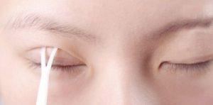 con gái mắt 1 mí 4