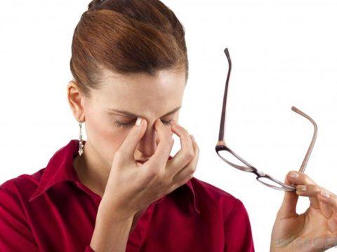 Cách chữa nhức mỏi mắt