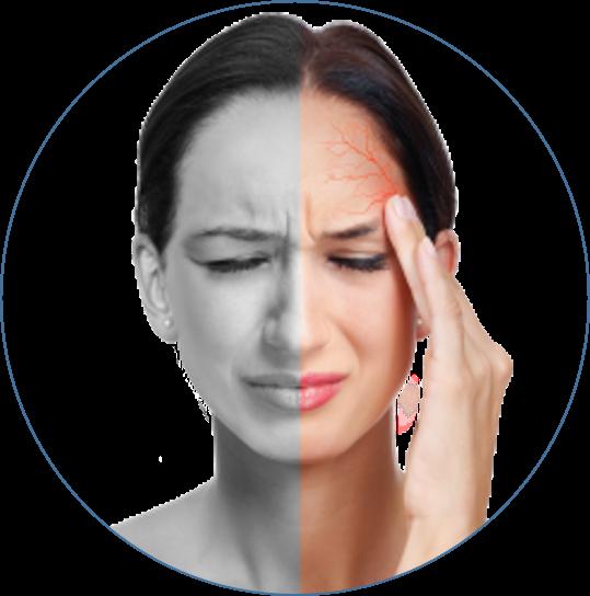 hiện tượng đau đầu nhức hốc mắt 3